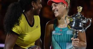 Australian Open Angelique Kerber Defeated Serena Williams had Titles Australian Open Angelique Kerber Defeated Serena Williams had Titles serena williams angelique kerber