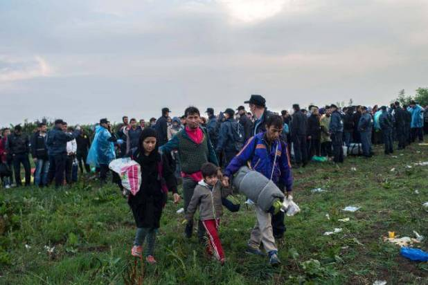 European Union Refugees in Member Countries european union refugees in member countries European Union Refugees in Member Countries serbia refugee camp