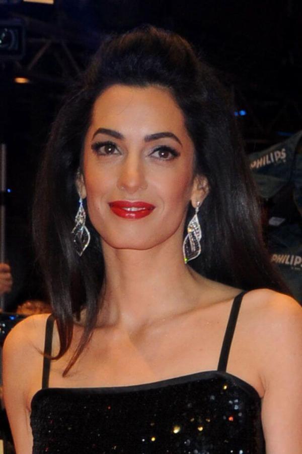 Amal Clooney Best Looks amal clooney gorgeous look Amal Clooney Gorgeous Look Amal Clooney Best Looks
