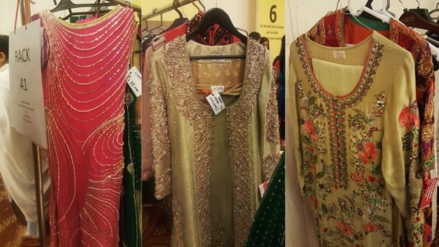 women-could-hardly-keep-their-hands lahore biggest charity sale and this is what went down Lahore biggest charity sale and this is what went Down Women could hardly keep their hands