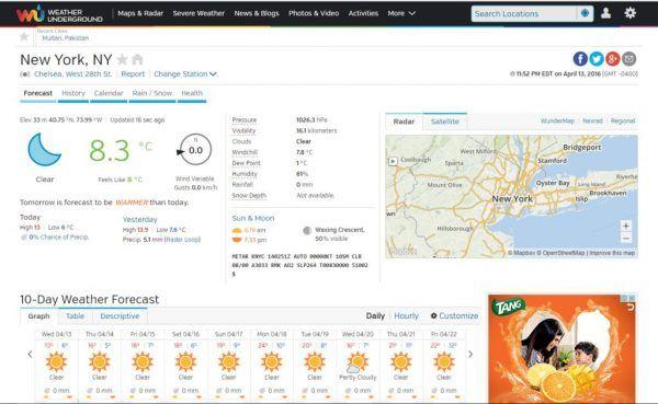 Weather Underground Website For Ten Information weather underground website for ten information Weather Underground Website Free Information Weather Underground Website For Ten Information
