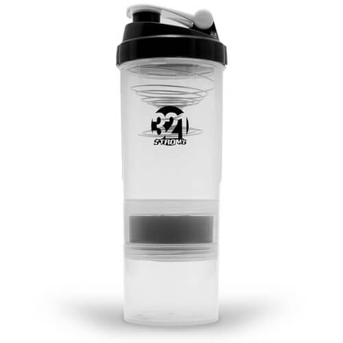 20 best protein shaker bottles you can buy online 20 Best Protein Shaker Bottles You Can Buy Online 321 Strong Stackable Shaker Bottle