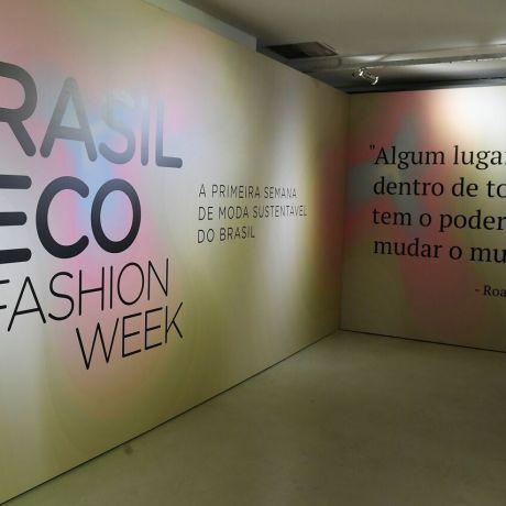 Confira tudo o que rolou na 1ª Brasil Eco Fashion Week