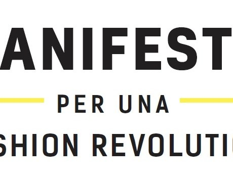 Manifesto per una Fashion Revolution