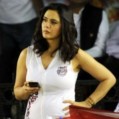 Preity Zinta_Belly Bulge