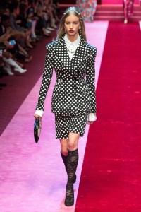 Dolce e Gabbana collezione ss2018