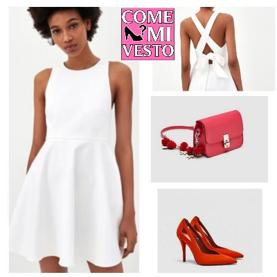 Outfit discoteca: il vestitino