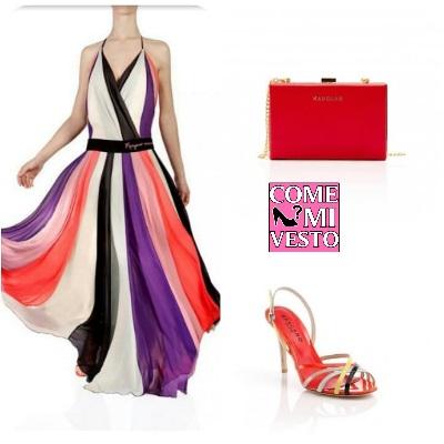 Outfit ragazza: il vestito lungo