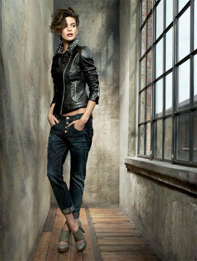 come abbinare jeans cavallo basso