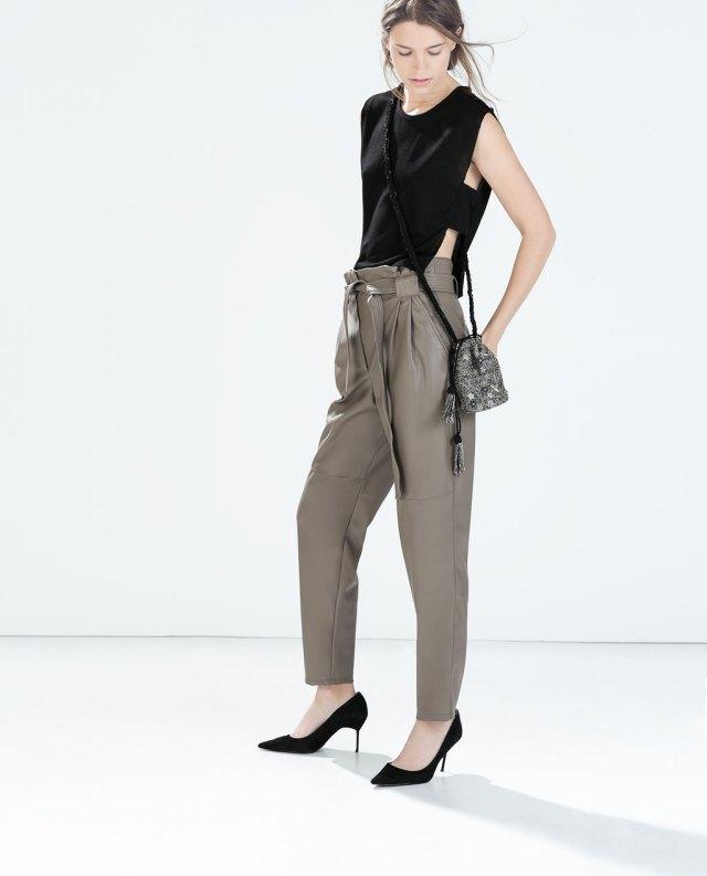 come abbinare pantaloni cavallo basso eleganti