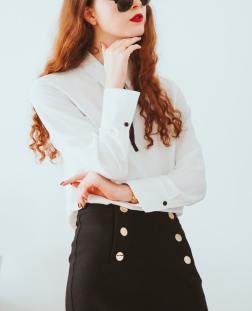 abbigliamento donna ufficio