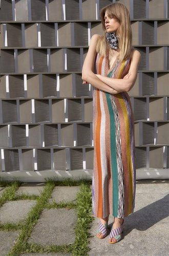 vestiti a righe 2017 eleganti