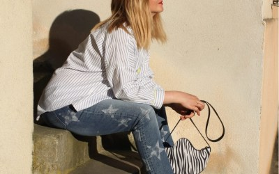 Starry Jeans, Meteorites and Nautical Prints in Luxembourg