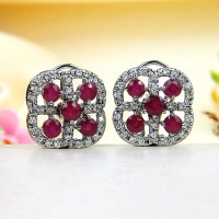Clip-On Earrings for Women
