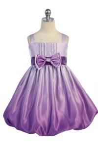 Purple Flower Girl Dresses Tips and Types