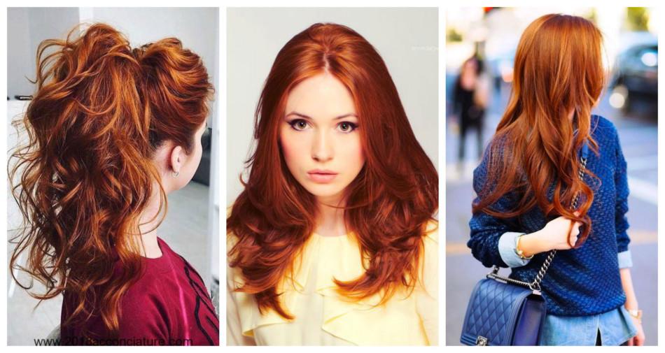 Capelli rossi le 5 nuance pi glamour tra cui scegliere