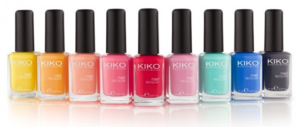 In the Spotlight: Kiko Makeup Milano