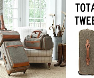 Hartmann Luggage Tweed Collection