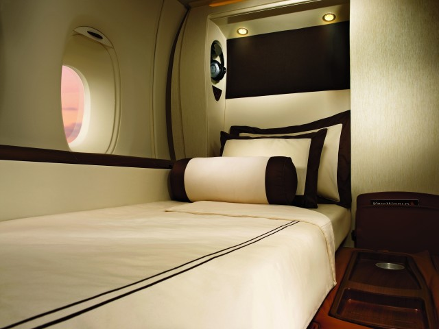 Singapore Airlines First Class Suites- Best First Class Airlines