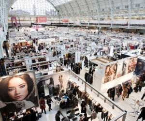 PURE London fashion exhibition