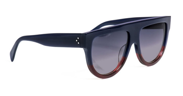 Celine Shadow Ombre Sunglasses