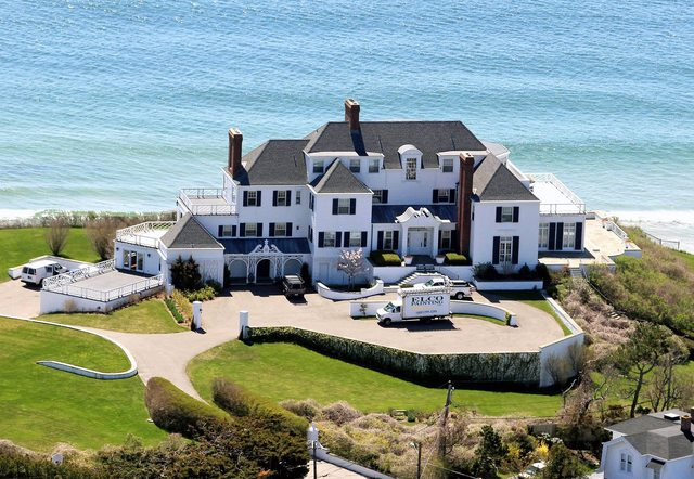 Celebrity Vacation Homes- Taylor Swift Rhode Island Home
