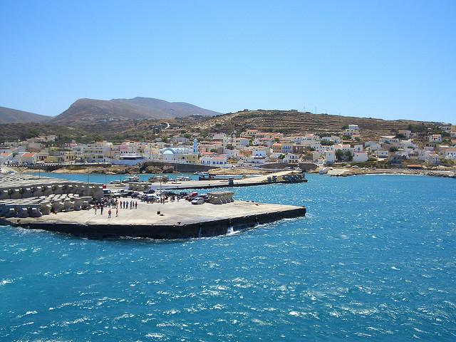 Kassos Greece