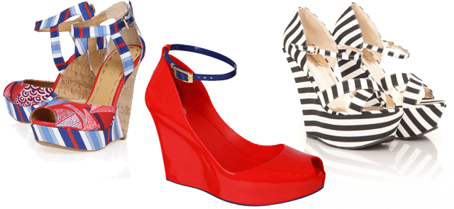 best summer wedges 2013