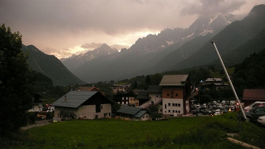 Les Ouches, Chamonix