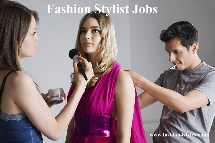 fashion stylist jobs