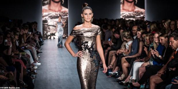 Stefanie-Giesinger-Guido-Maria-Kretschmer-SS-15-spring-summer-2015-MBFW-Fashion-Week