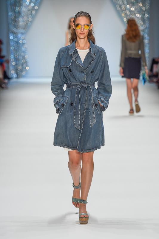 Marc Cain Show Mercedes Benz Fashion Week Spring Summer 2015 Mode Shopping Designer