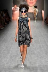 Miranda Konstantinidou Show - Mercedes-Benz Fashion Week Spring/Summer 2015