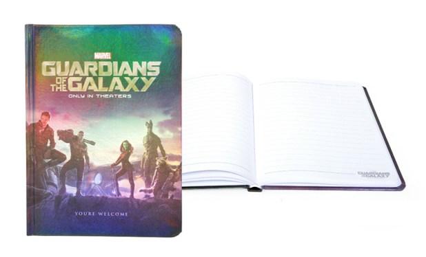Guardians Of The Galaxy-Notizbuch