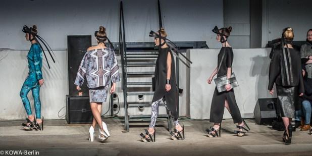 Baiba Ladiga - Fashion Week Poland Spring Summer 2015