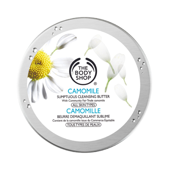The Body Shop Gewinnspiel Camomile Cleansing Butter (The Body Shop)
