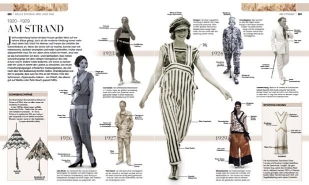 MODE Kostüme, Trends, Stile, Designer - Buch © Dorling Kindersley