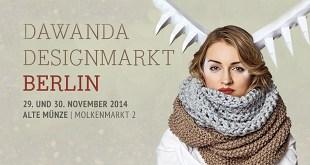 DaWanda Designmarkt Berlin 2014