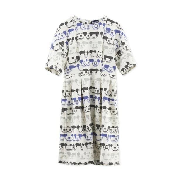 Wood Wood-Disney-Addison-Printed Dress