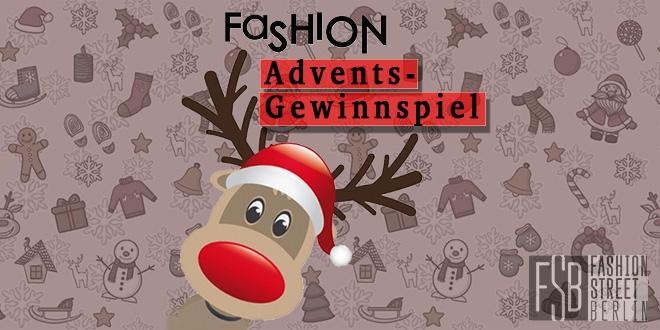 Fashion Adventskalender Gewinnspiel 2016 von Fashionstreet-Berlin