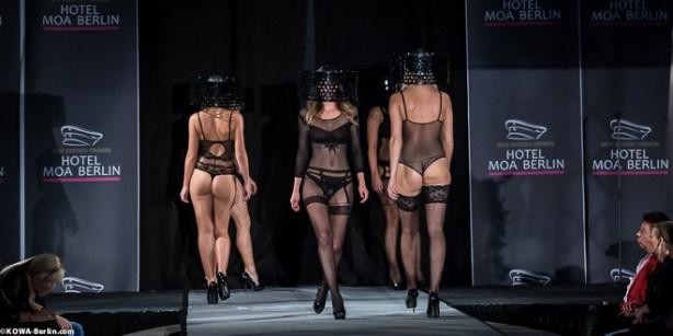 Körpernah Dessous Modenschau - Luxus auf Deiner Haut-3605