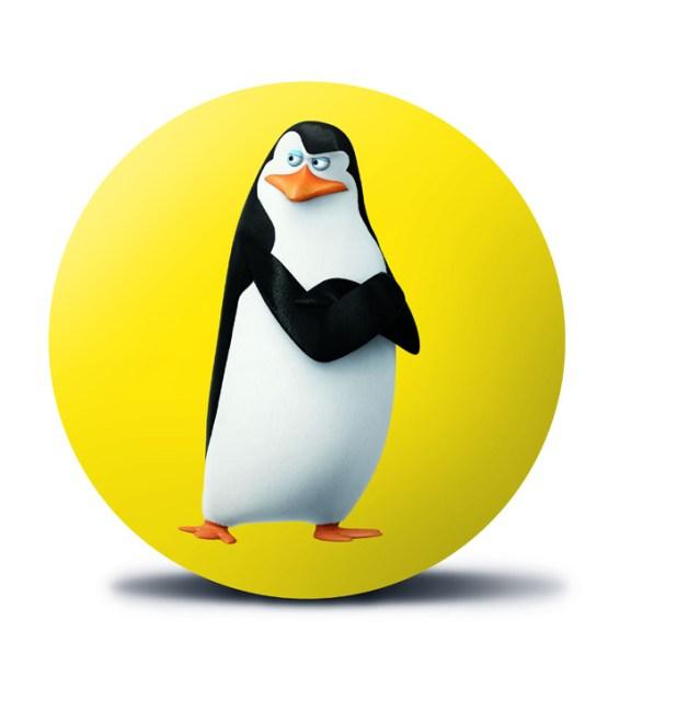 Pinguine aus Madagascar-Gewinnspiel-20th Century Fox-Ball