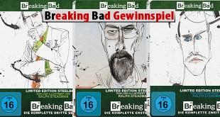 breaking bad Gewinnspiel art collection