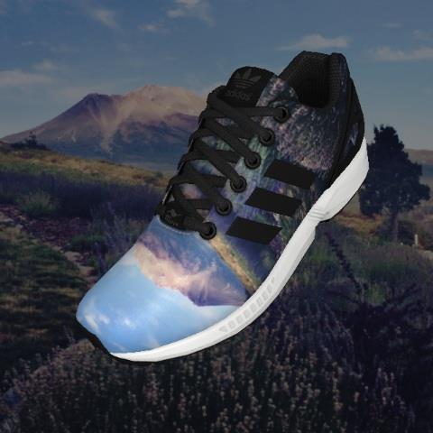 Sneaker Mit Adidas AppmizxfluxMode Foto Der Selbst Designen cFKl1J