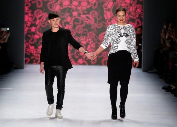 Glaw Show - Mercedes-Benz Fashion Week Berlin Autumn/Winter 2015/16