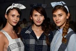 Sterfane Giesinger betty taube luise Mercedes-Benz Fashion Wekk 2016 Designer for tomorrow