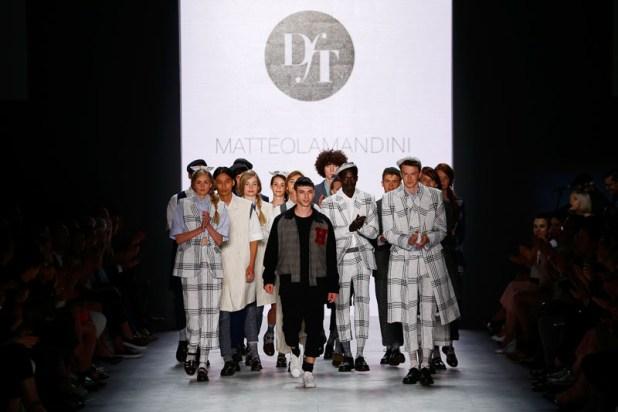 Matteo Lamandini Designer for Tomorrow