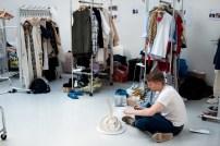 HTW Designers Fashion Show im Rahmen des Frankfurt Style Award 2015 – Backstage Report, Joshua Regitz