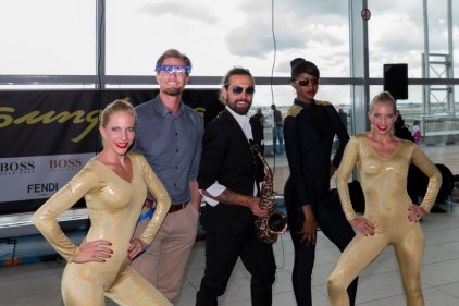 Airlebnistag Fashion on Air 2015