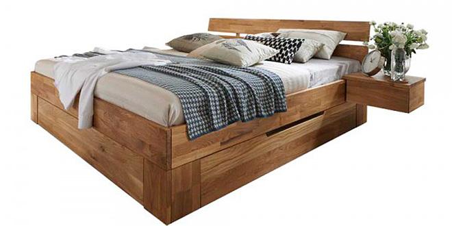 Natur Im Wohnzimmer: Die Massivholzmöbel